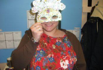 Our masquerade celebration